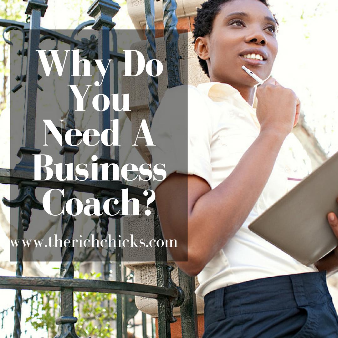 do you need a business coach