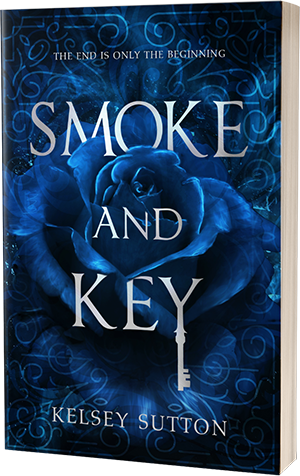 smoke and key, kelsey sutton