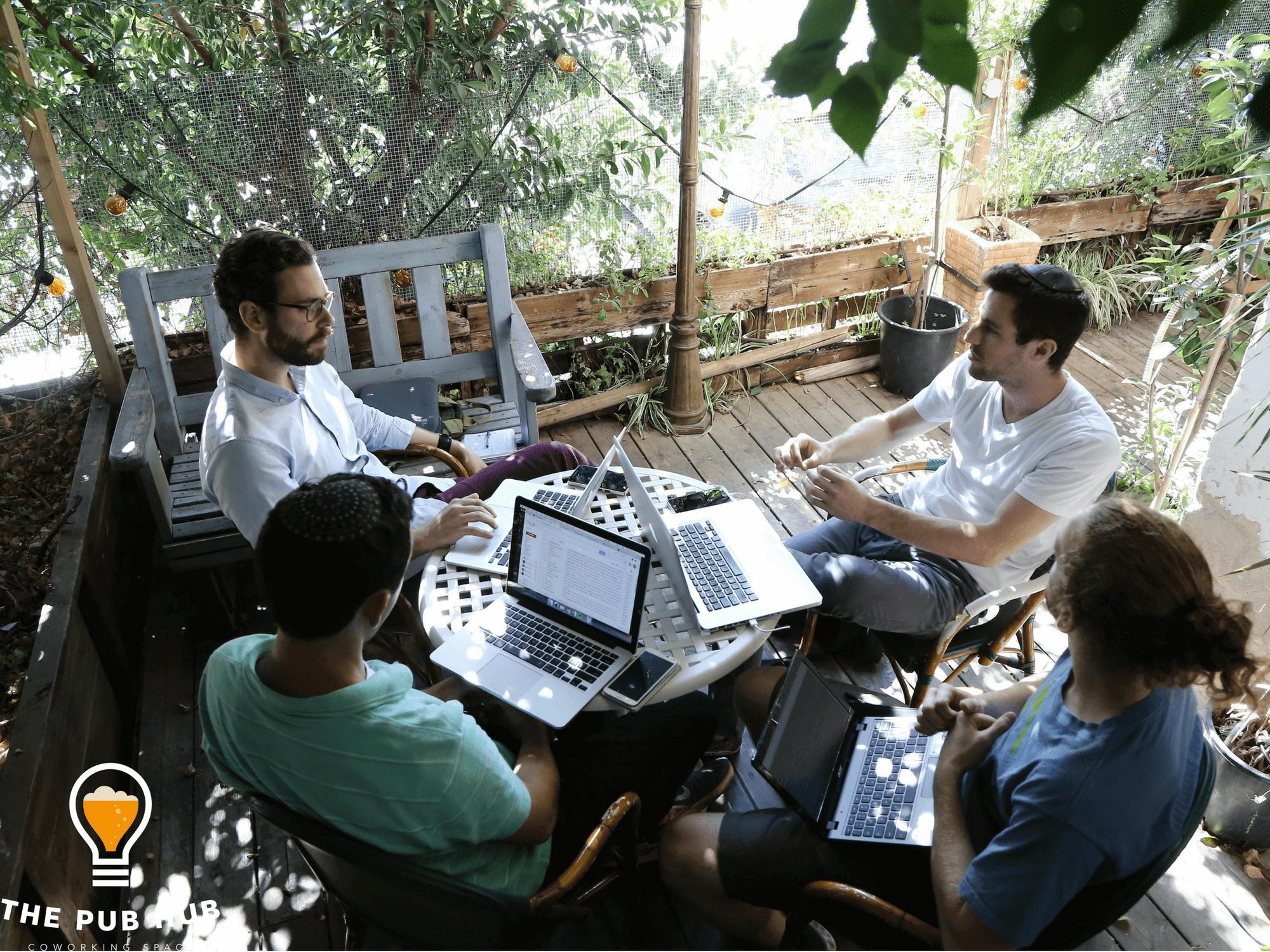 Free meeting space in Tel Aviv