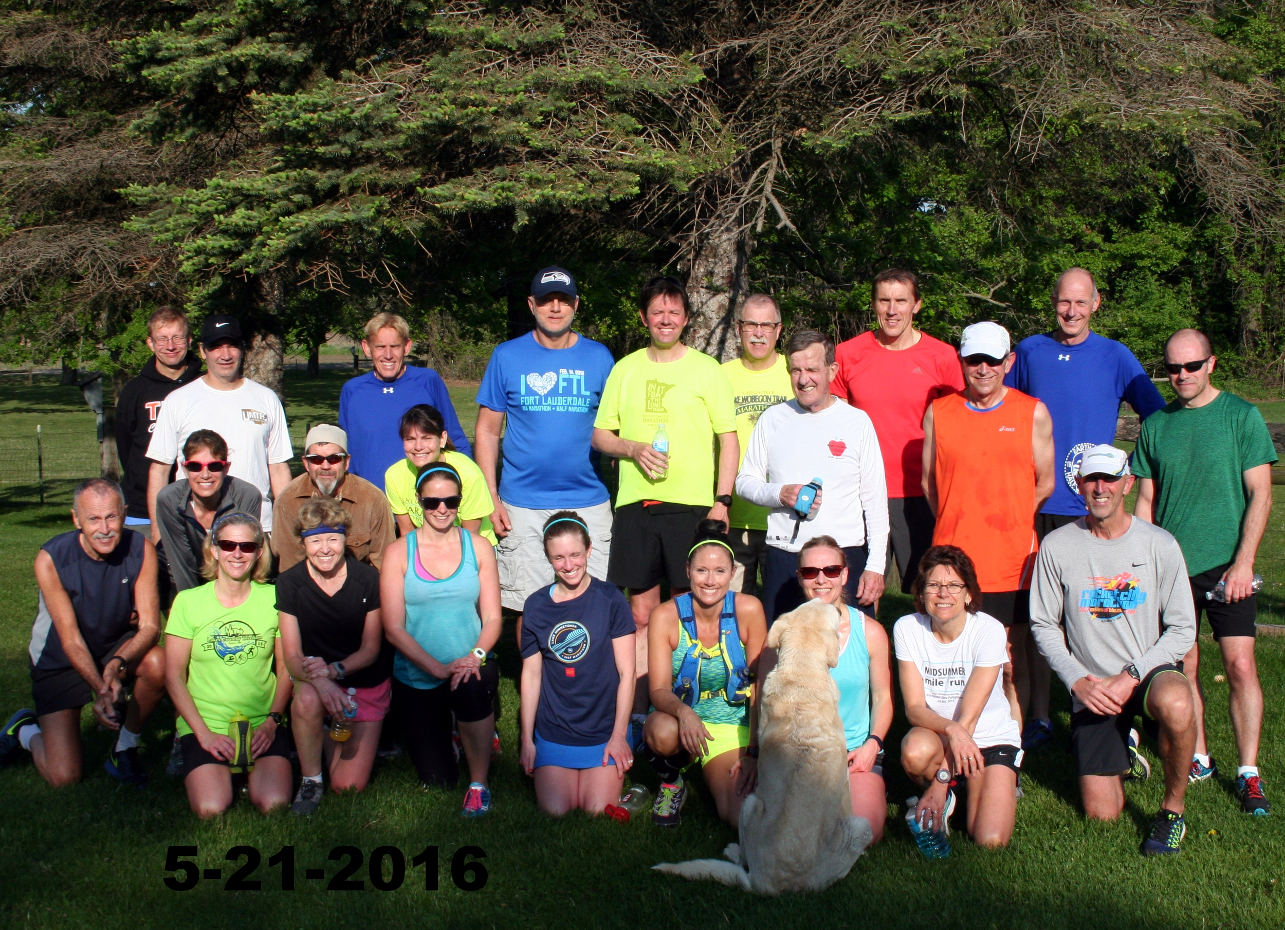 Breakfast Run 5-21-2016