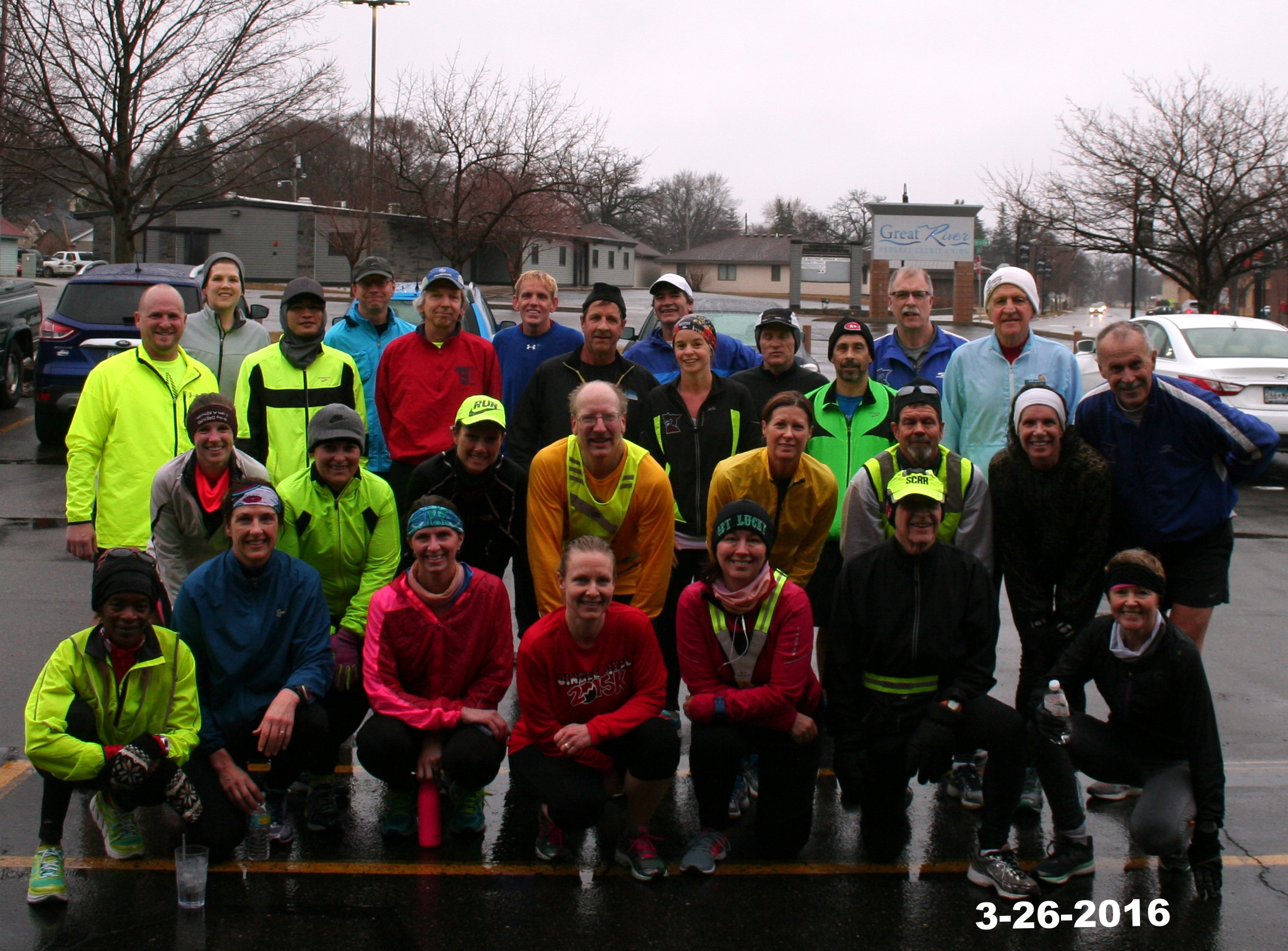 Breakfast Run 3-26-2016