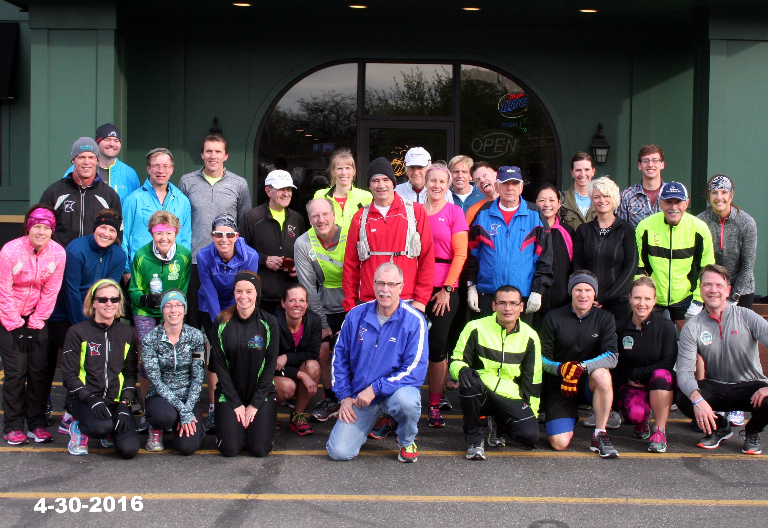 Breakfast Run 4-30-2016