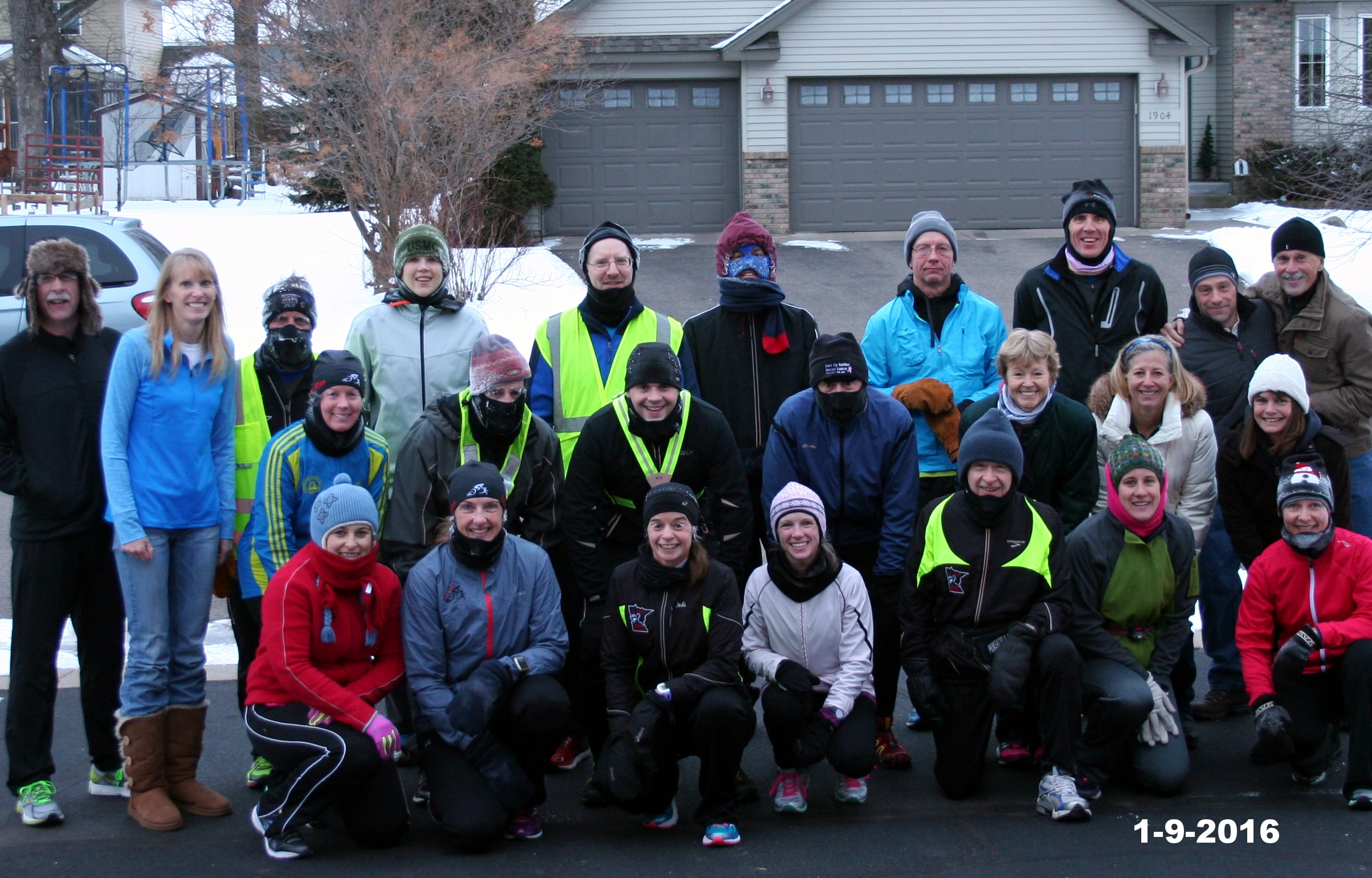 Breakfast Run 1-9-2016