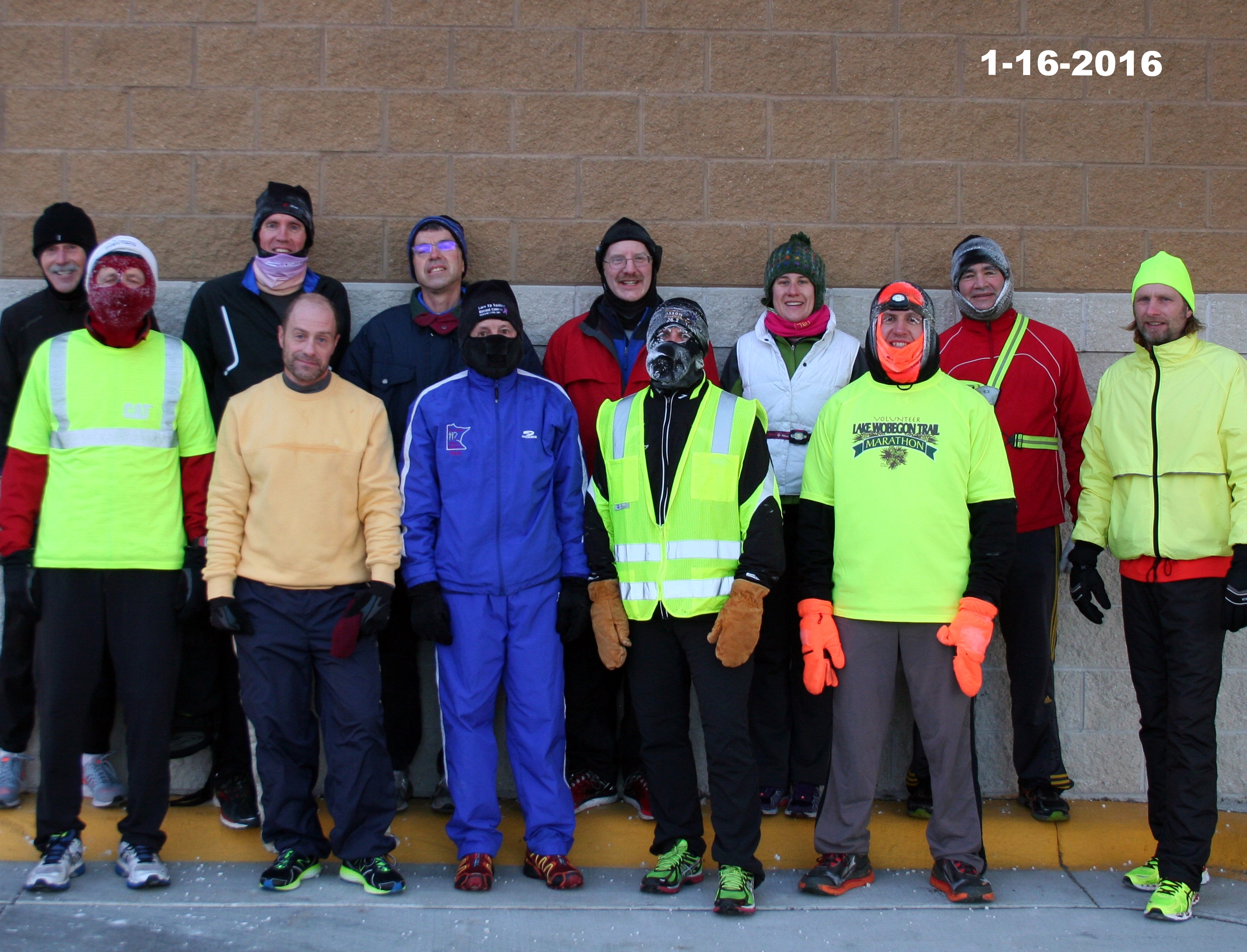 Breakfast Run 1-16-2016