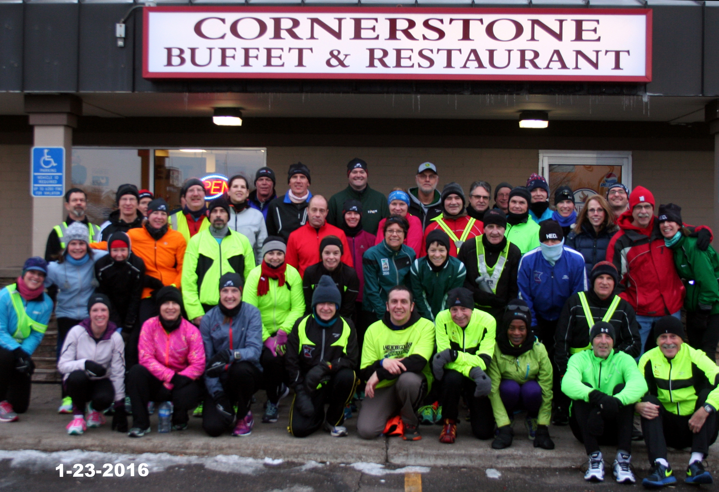 Breakfast Run 1-23-2016