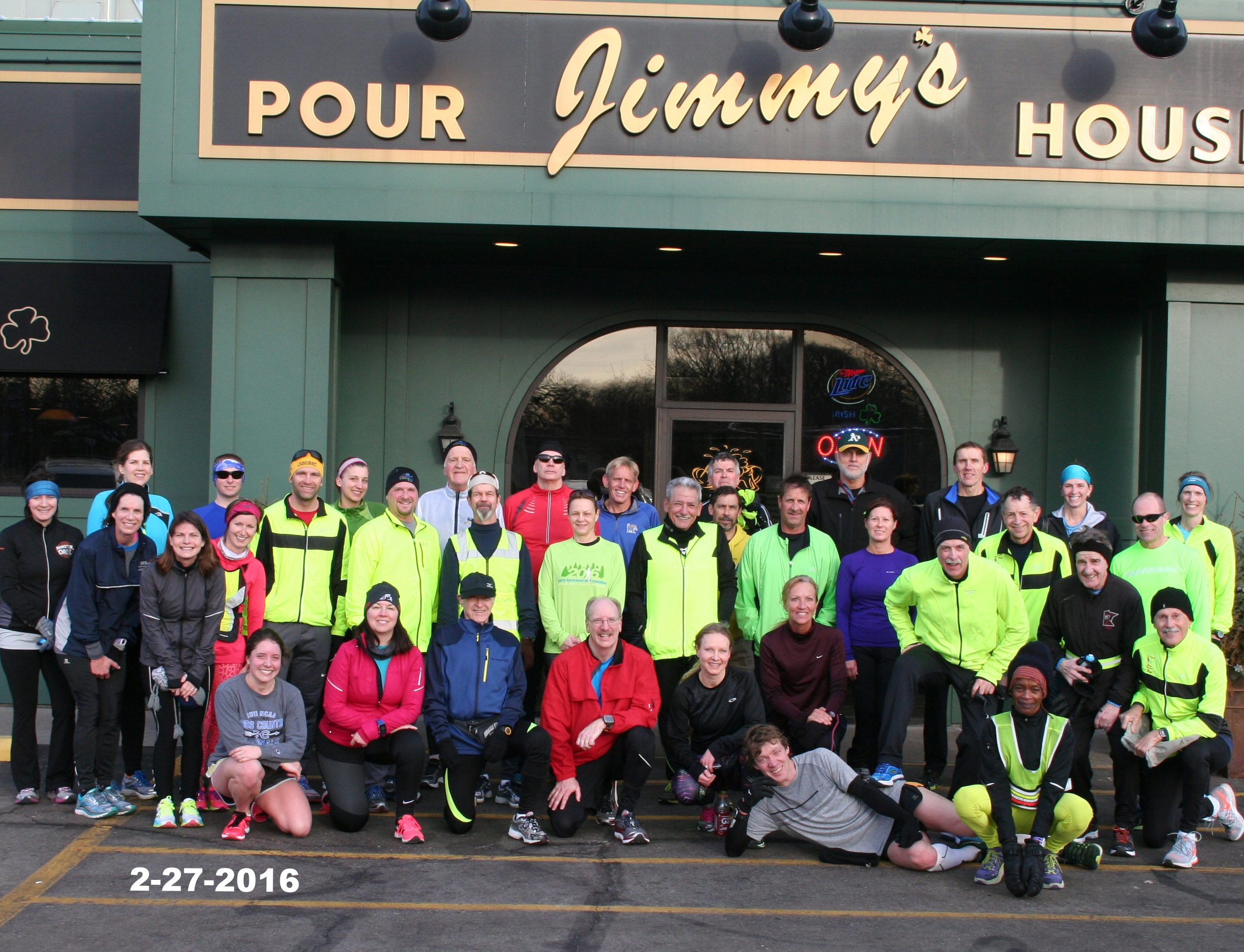 Breakfast Run 2-27-2016