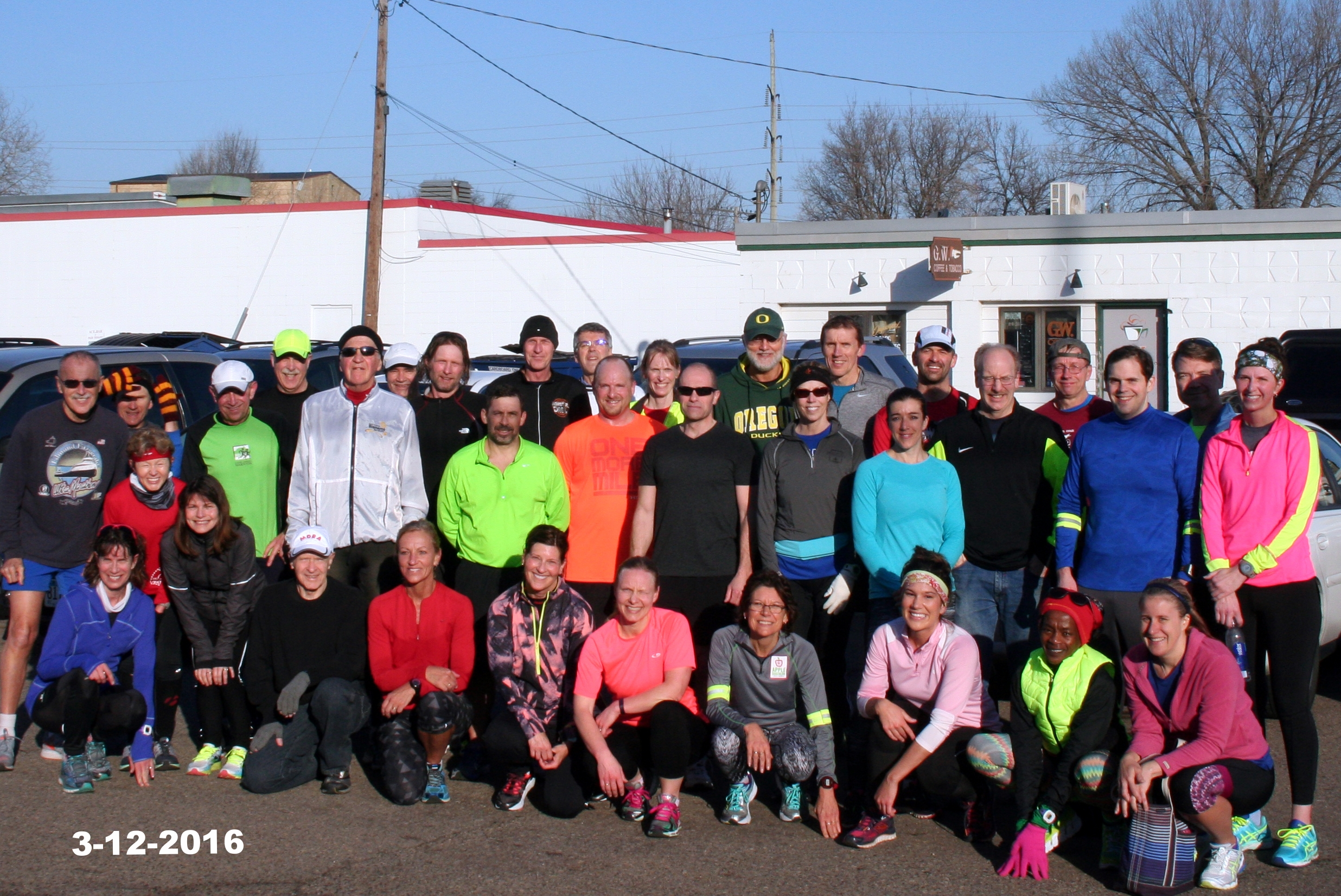Breakfast Run 3-12-2016