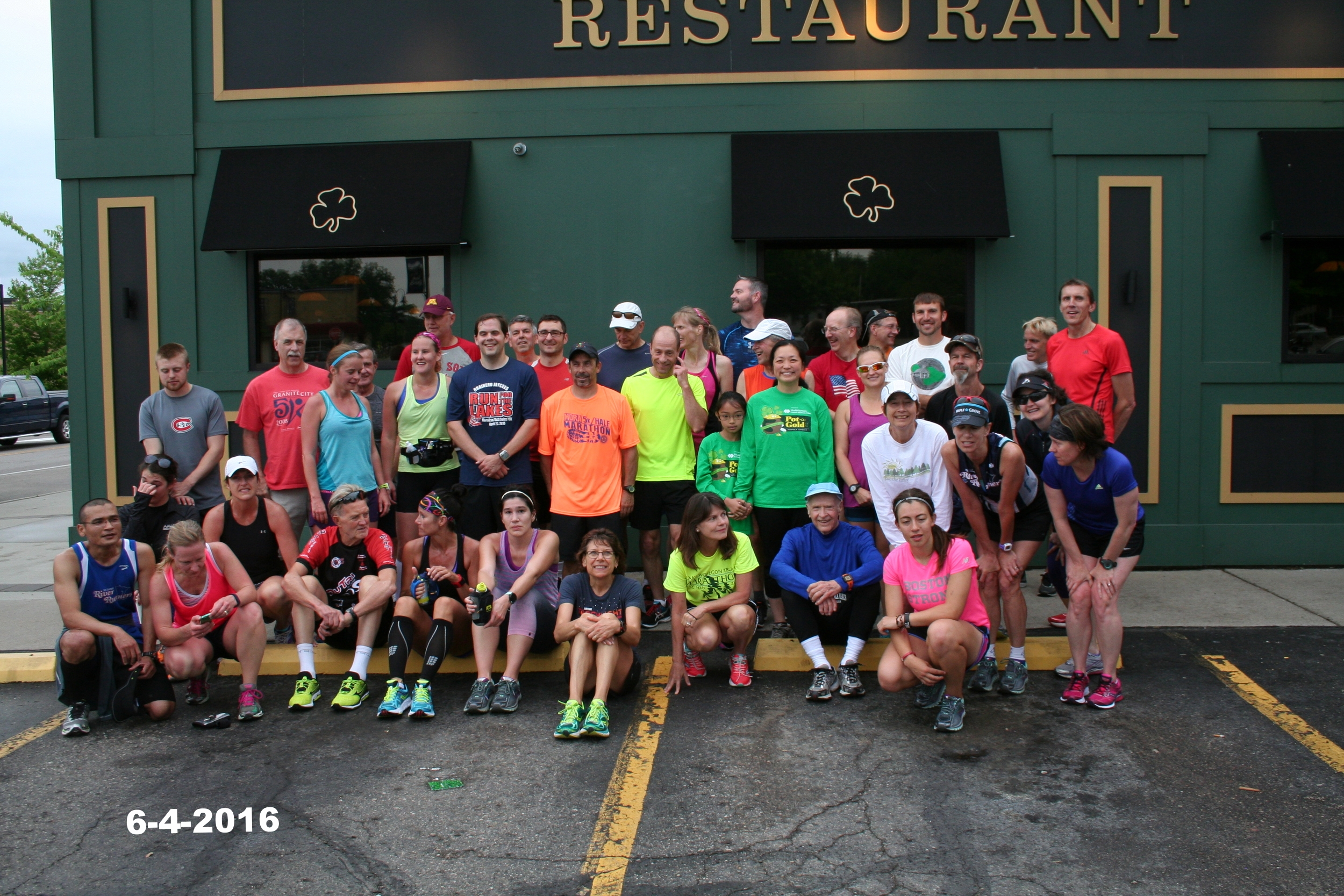 Breakfast Run 6-4-2016