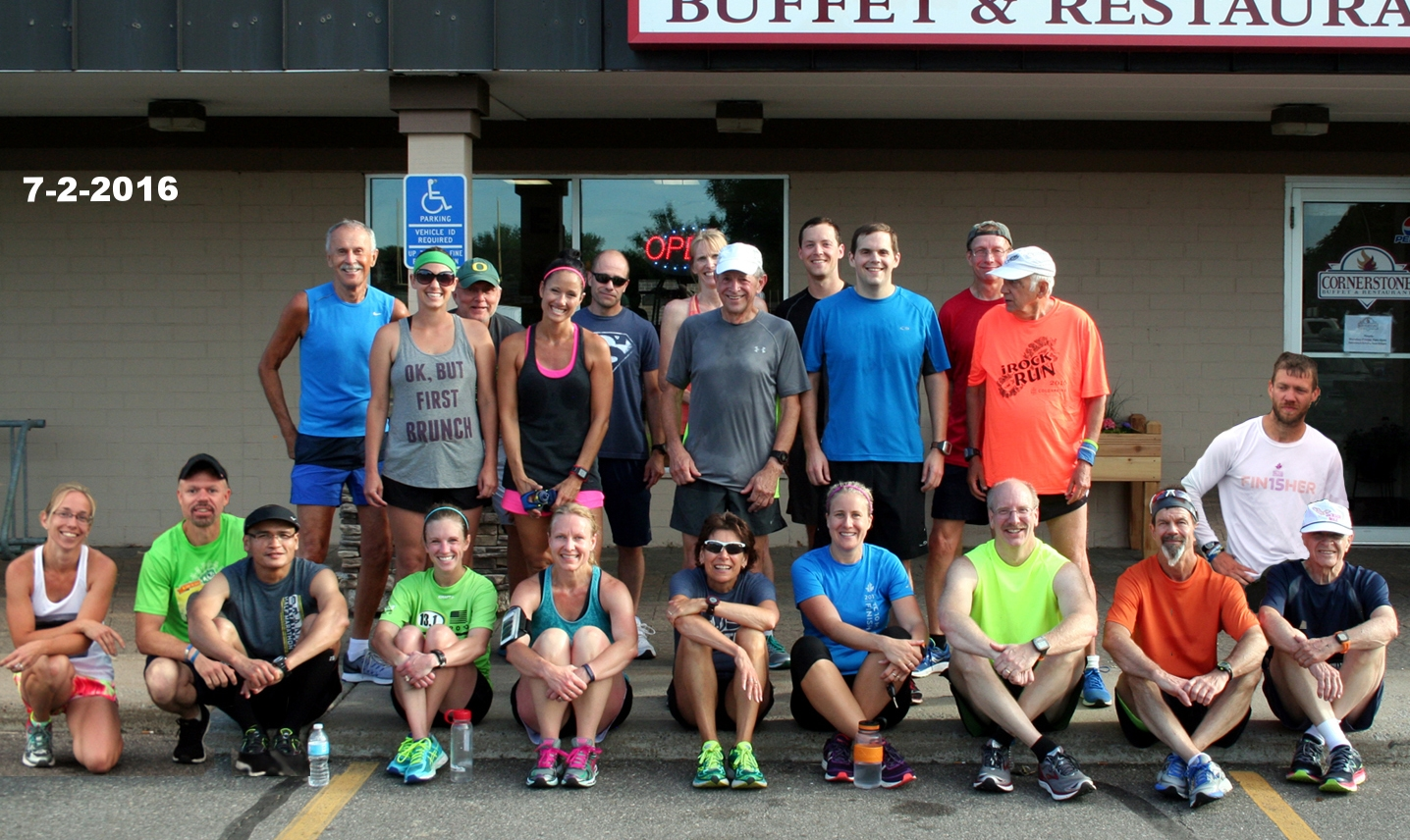 Breakfast Run 7-2-2016