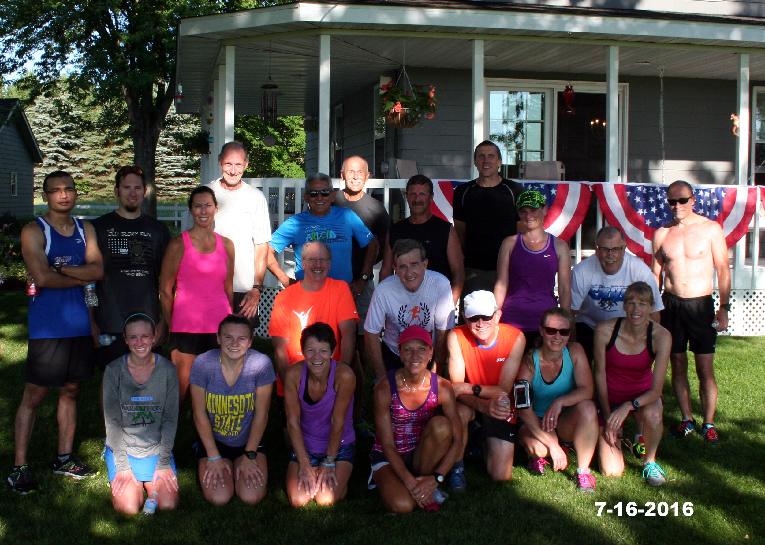Breakfast Run 7-16-2016