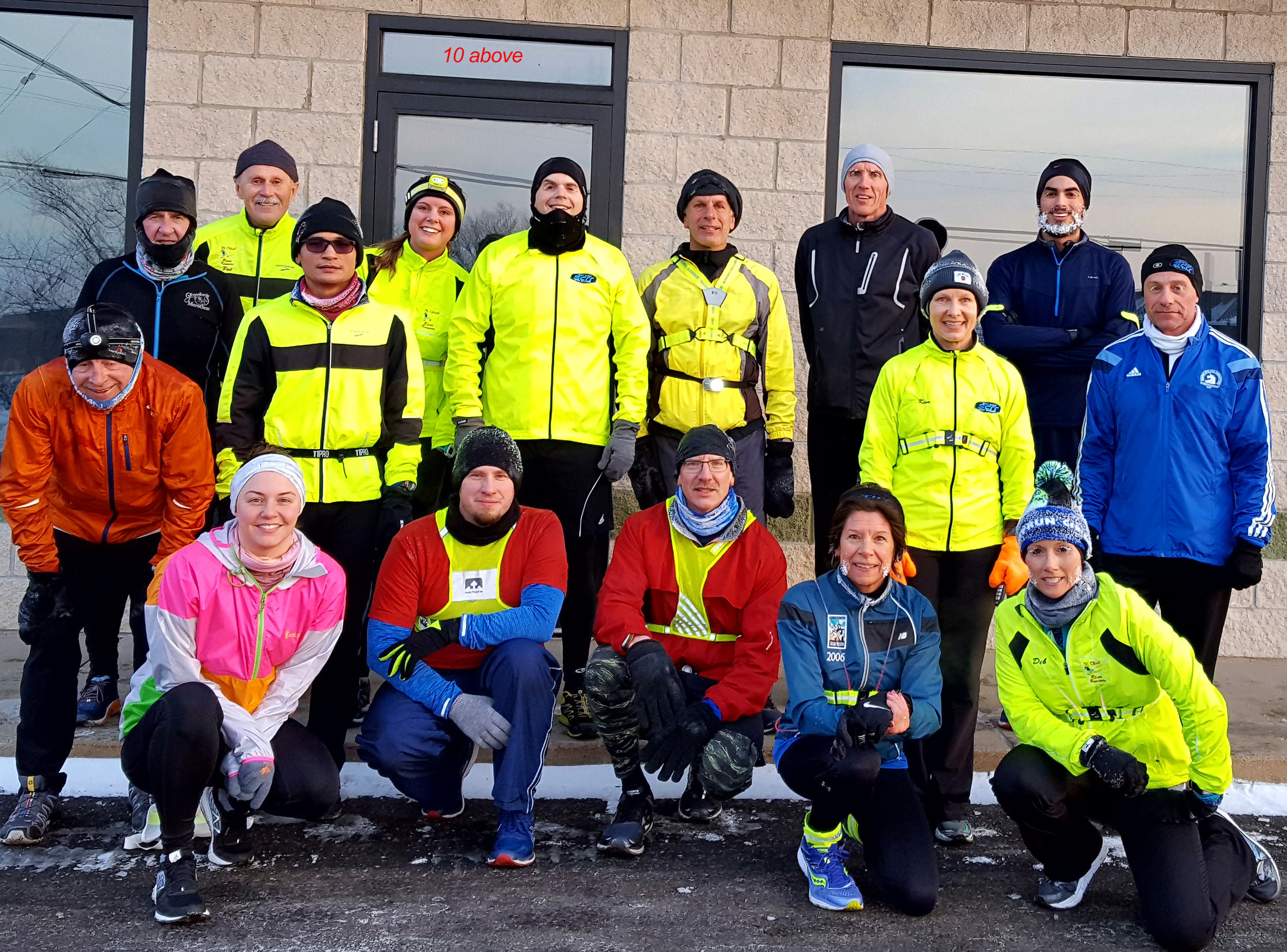 Breakfast Run 2-2-2019