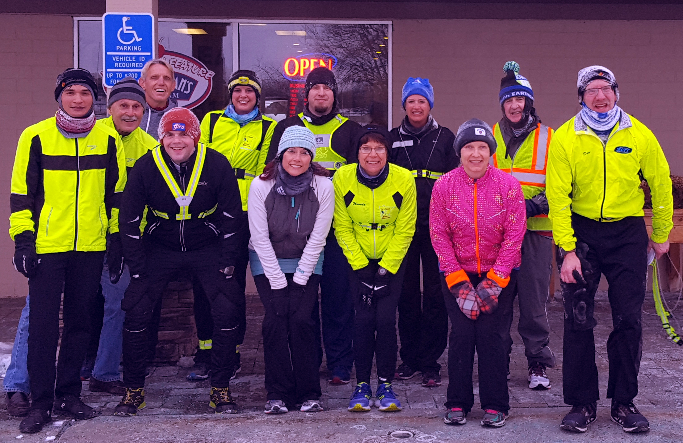 Breakfast Run 2-16-2019