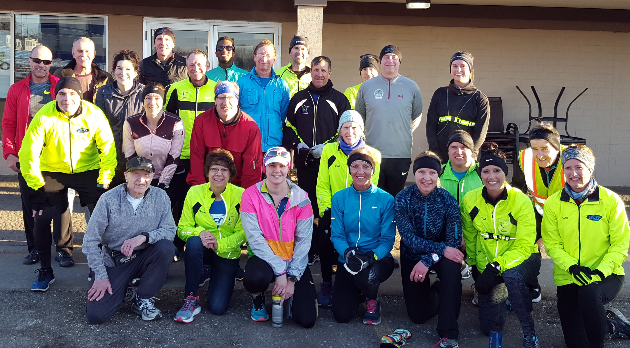 Breakfast Run 3-23-2019