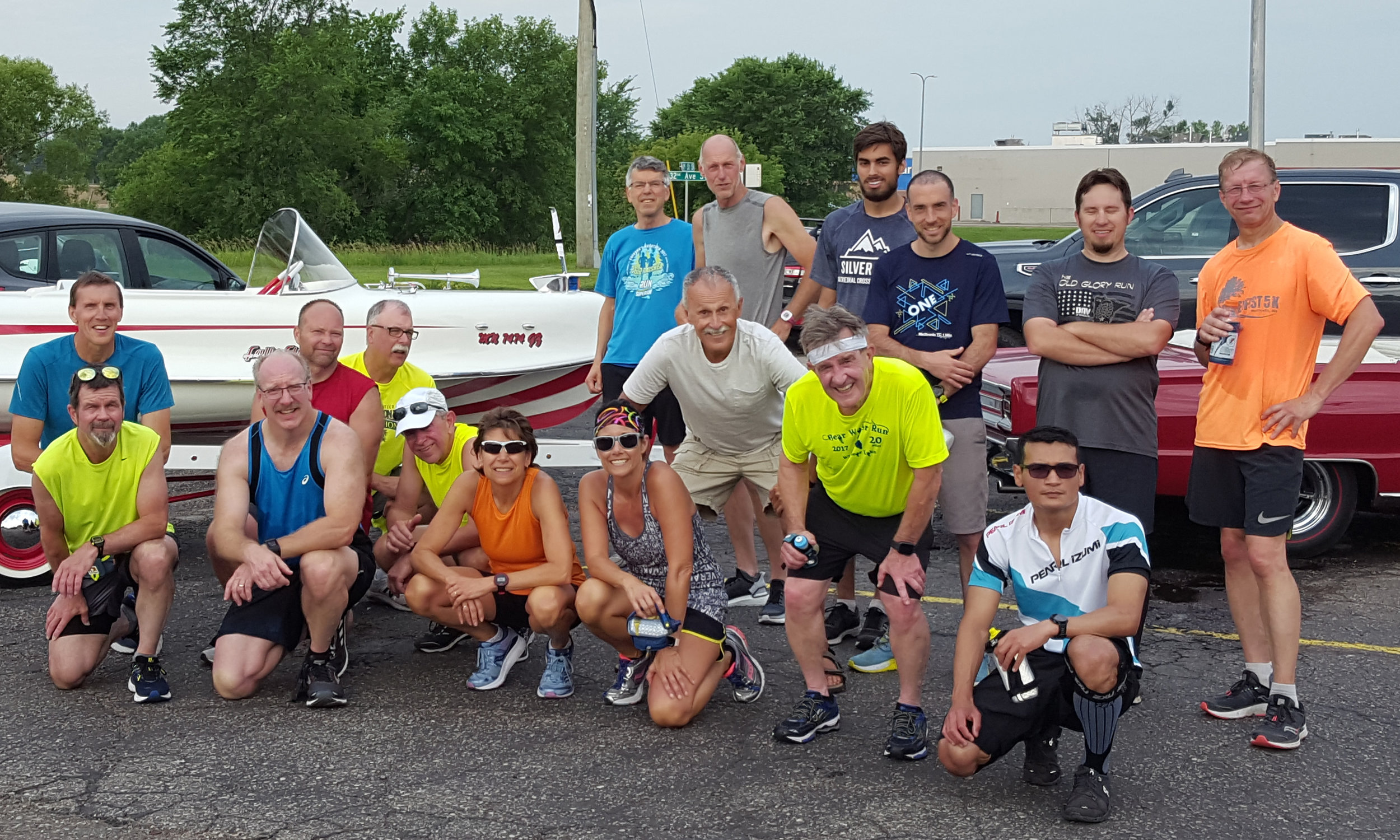 Breakfast Run 7-6-2019