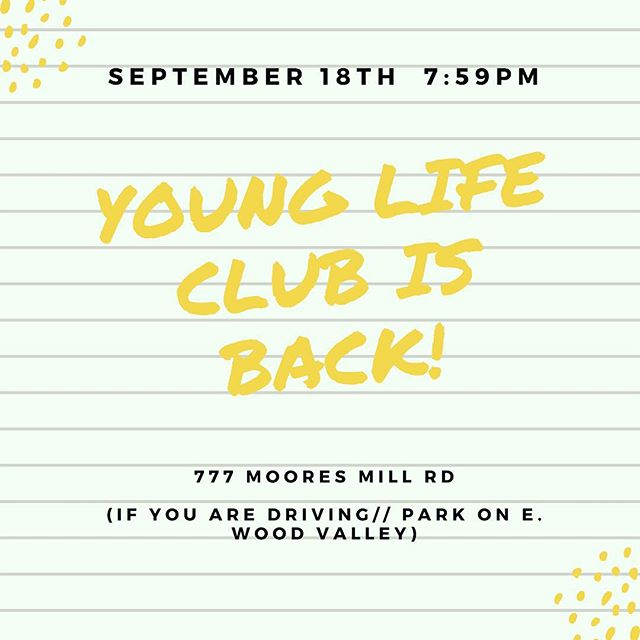 AND WE BACK!  See y'all MONDAY!! Bring yourself, bring your friends 🤘🏼💯