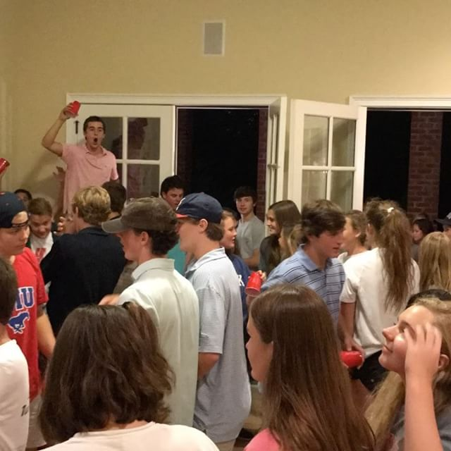If you weren't at club tonight... you were one of only a few. Tonight was a 💥BLAST💥. See you next week, friends!!