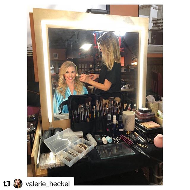 Yes girl get it!! #Repost @valerie_heckel with @get_repost ・・・ #behindthescenes of my first National commercial. Can't wait for you all to see it ❤️