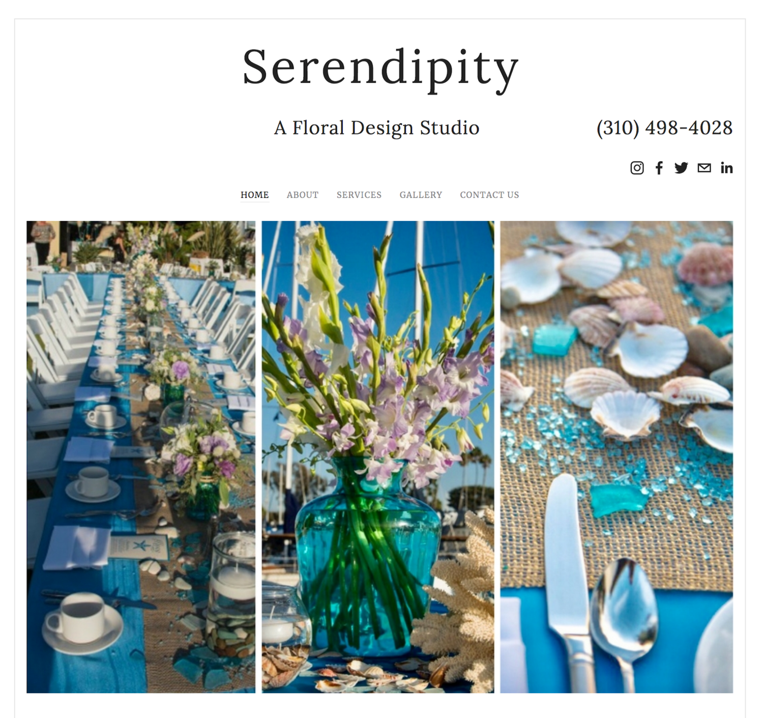 Serendipity Flowers