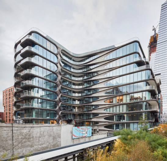 2018 Top Ten U.S. Architectural Projects - Our work is featured in two of the top 10 U.S. architectural projects chosen by Dezeen. The Zaha Hadid building in NYC and the Silvernails House in the Hudson Valley.