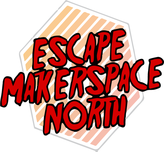 Our pop-up Escape Room experience is happening soon!  Book your team now!