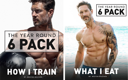 The Year Round 6 Pack // My Diet & Training // OUT NOW! -