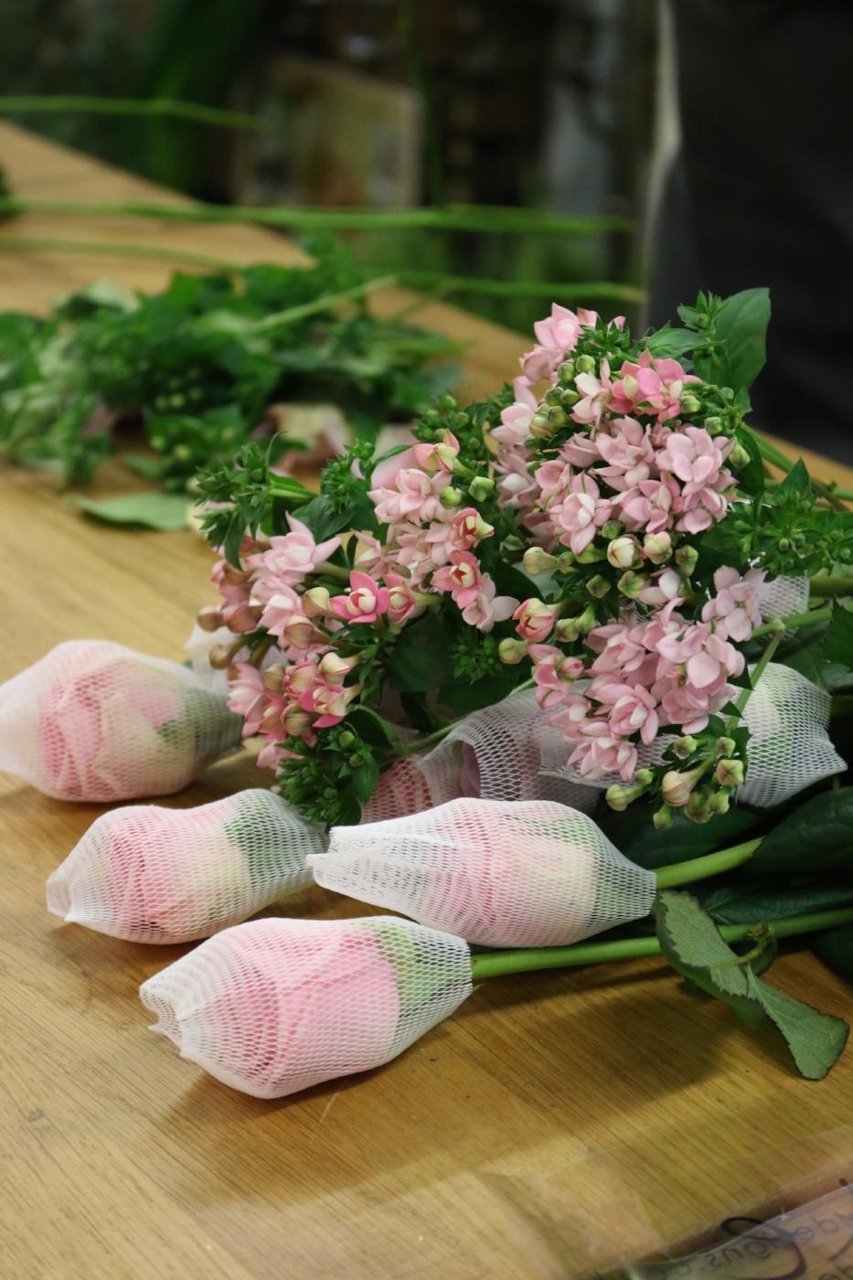 Flowers ordered online
