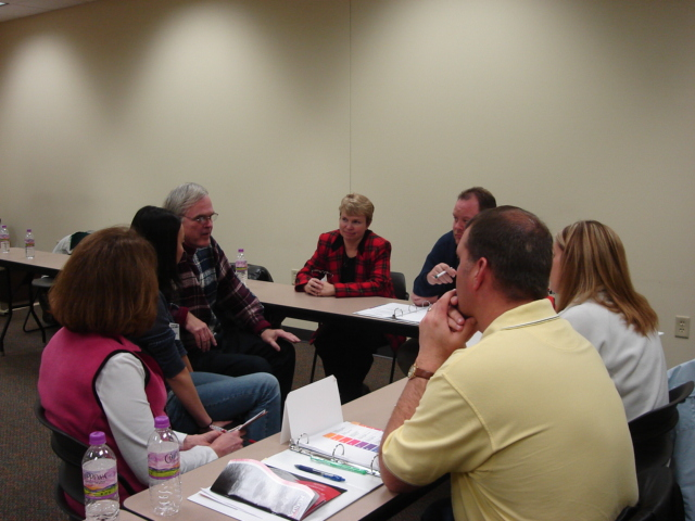 Session on Education with SSC School Board Jerry Gunsolley.JPG