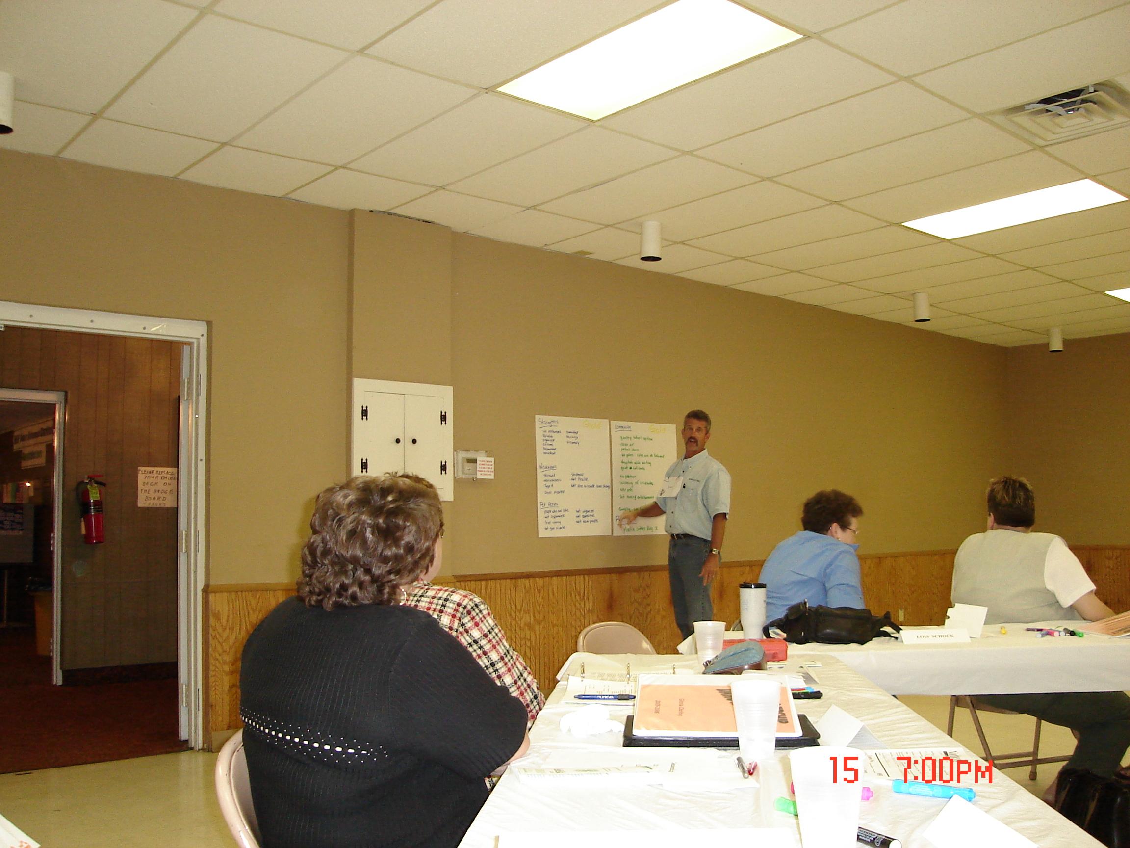 Sept'05-Dave describing green.jpg