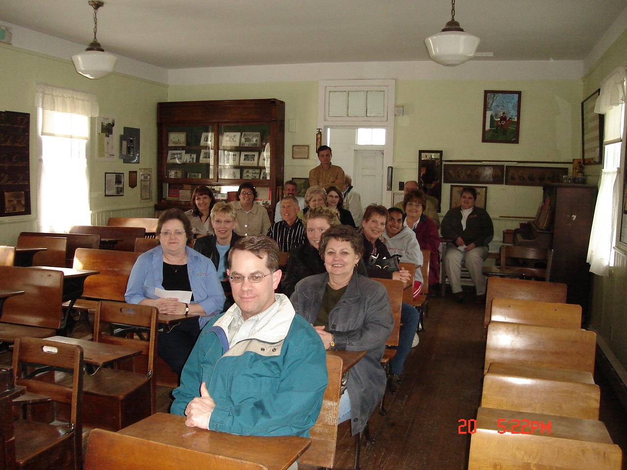 Session on Tourism History-in Combs School-participants.jpg