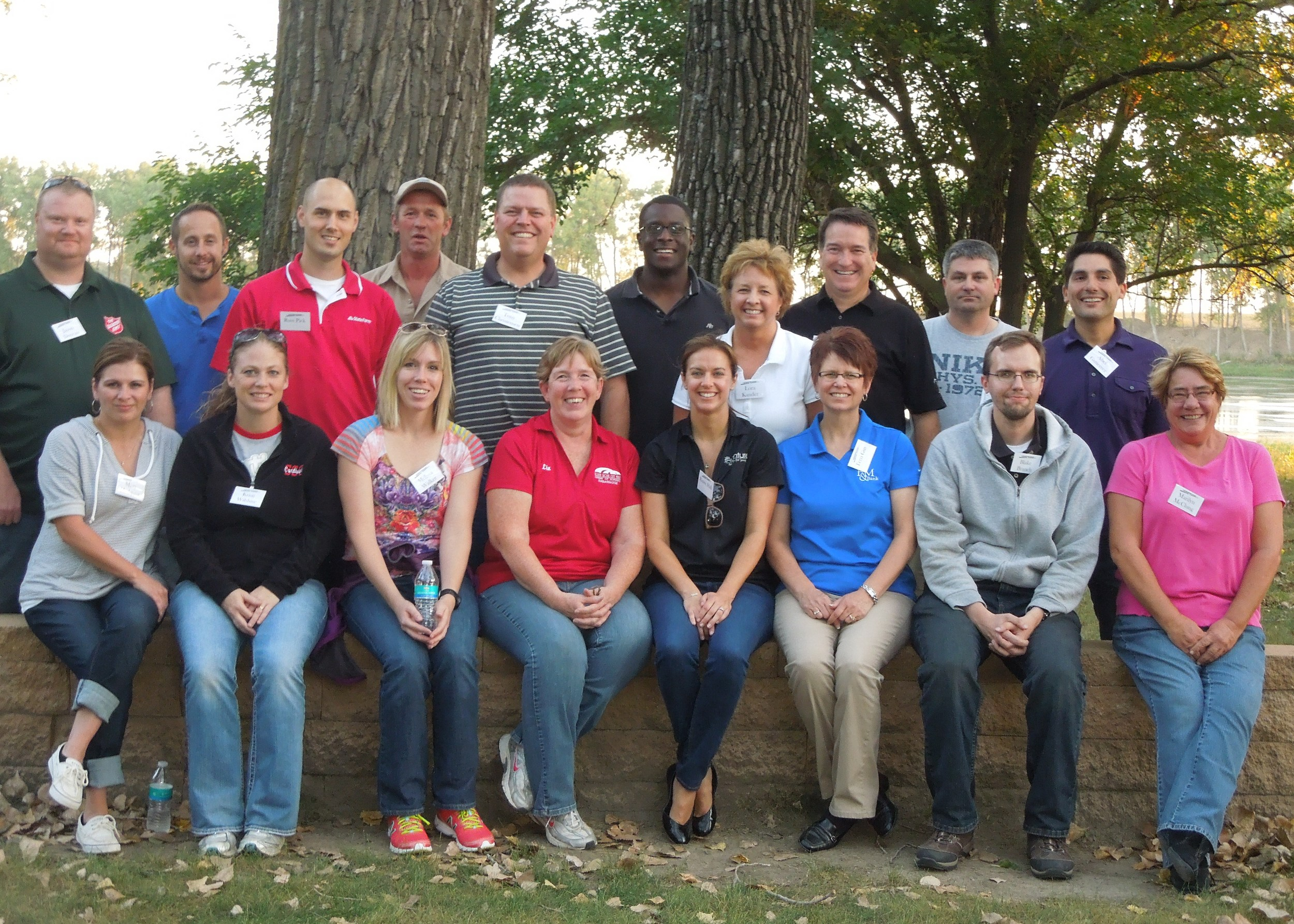 Leadership 2013-14 1st session at Goodwill Camp.JPG