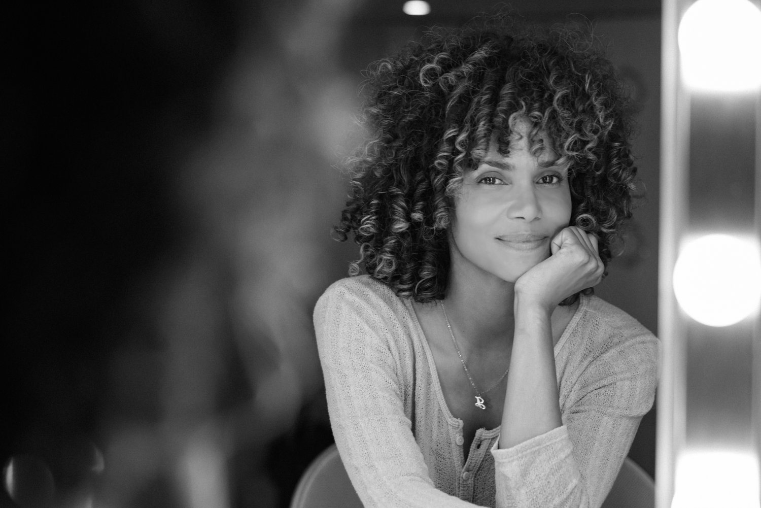 project : on set w/ halle berry