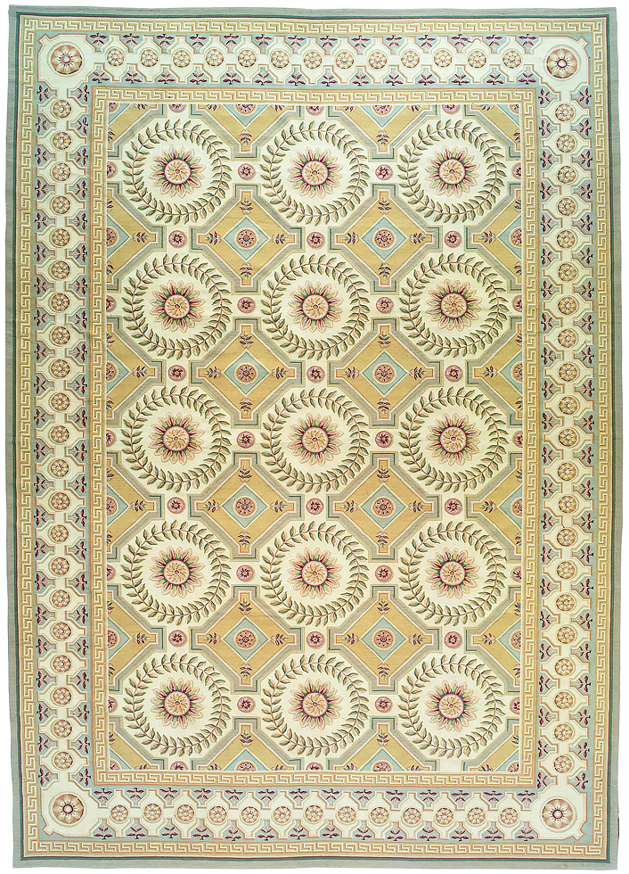 Aubusson Area Rugs