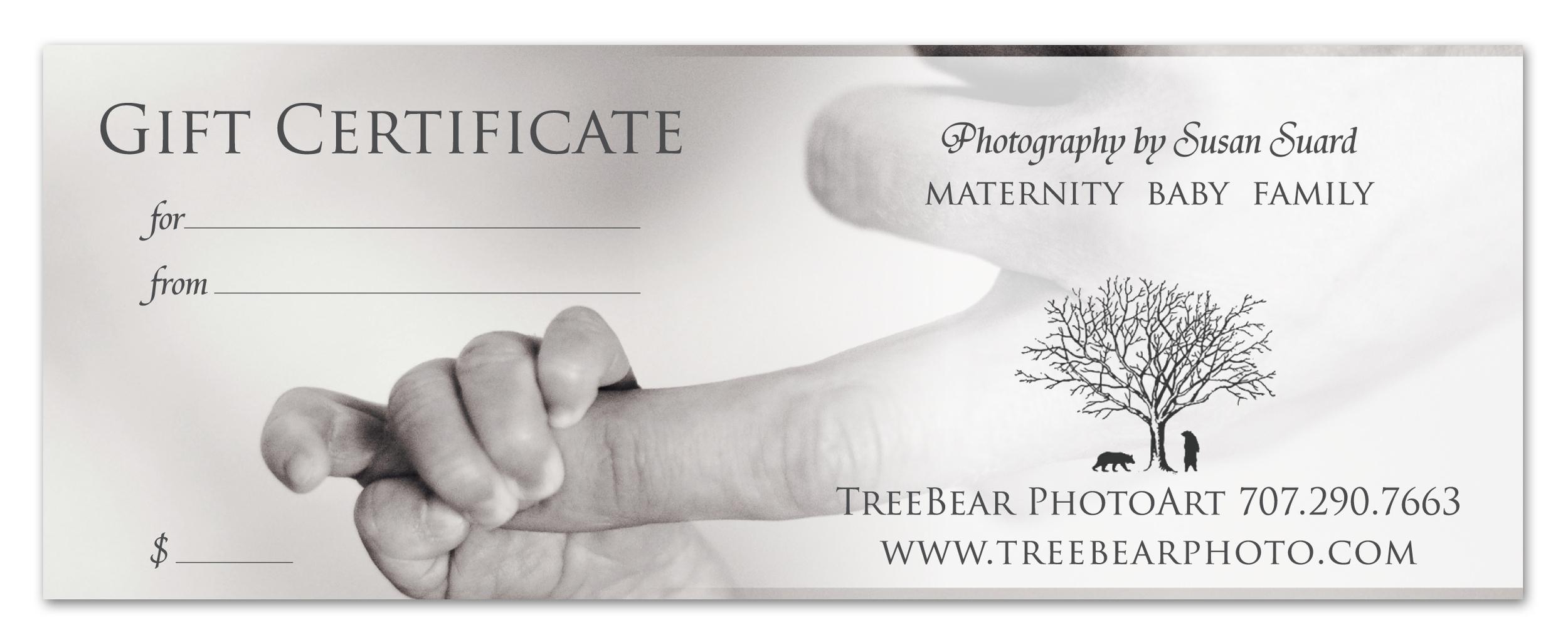 Gift Certificate | Design