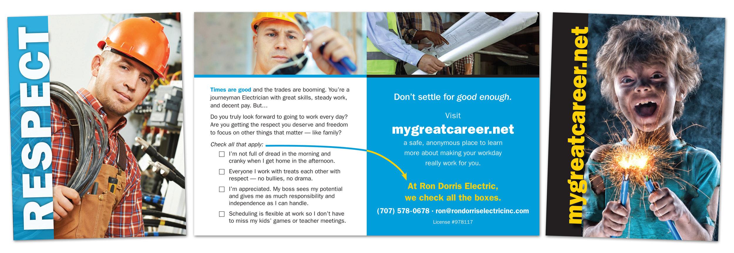 Recruitment Brochure | Writing & Design