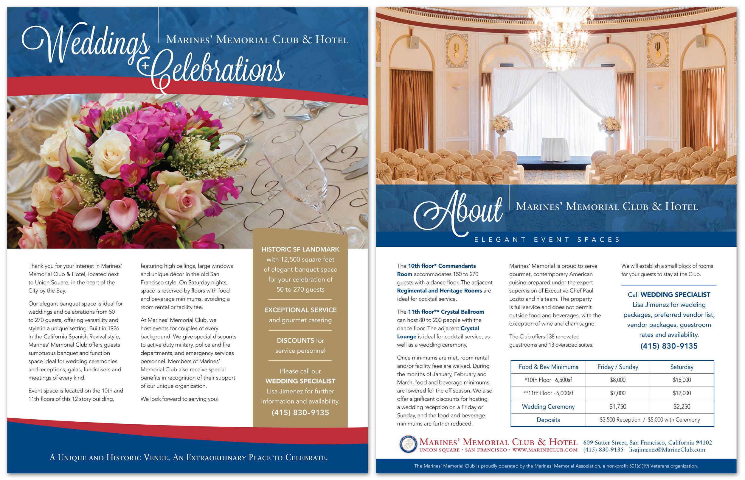 Print & Online Flyer | Writing & Design