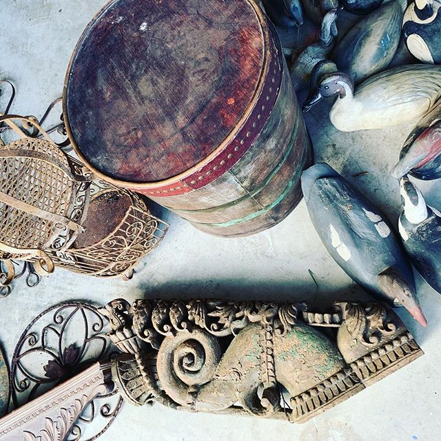The antique world is proving to be quite inspirational!  #treasures