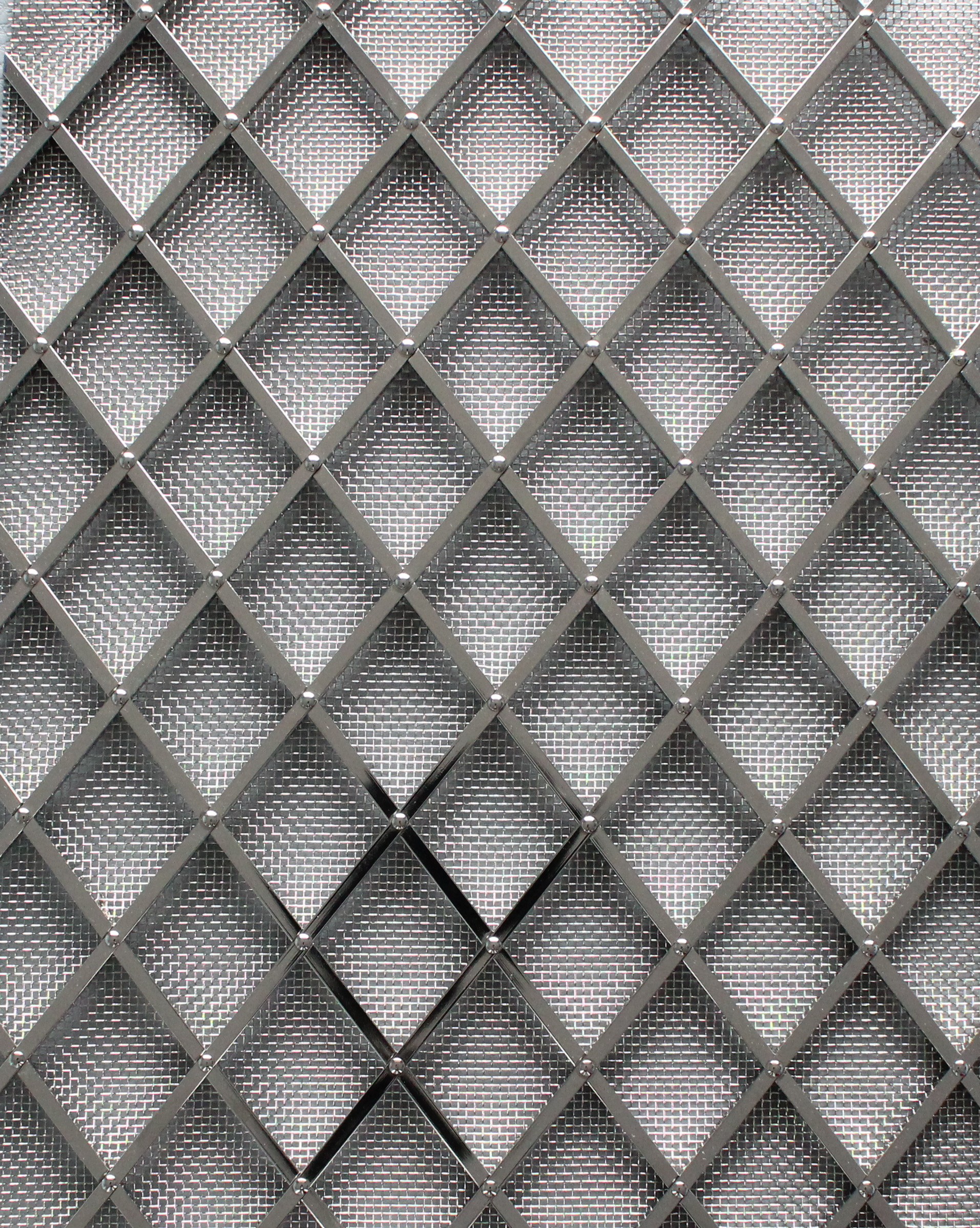 Small Diamond Grille (25mm)