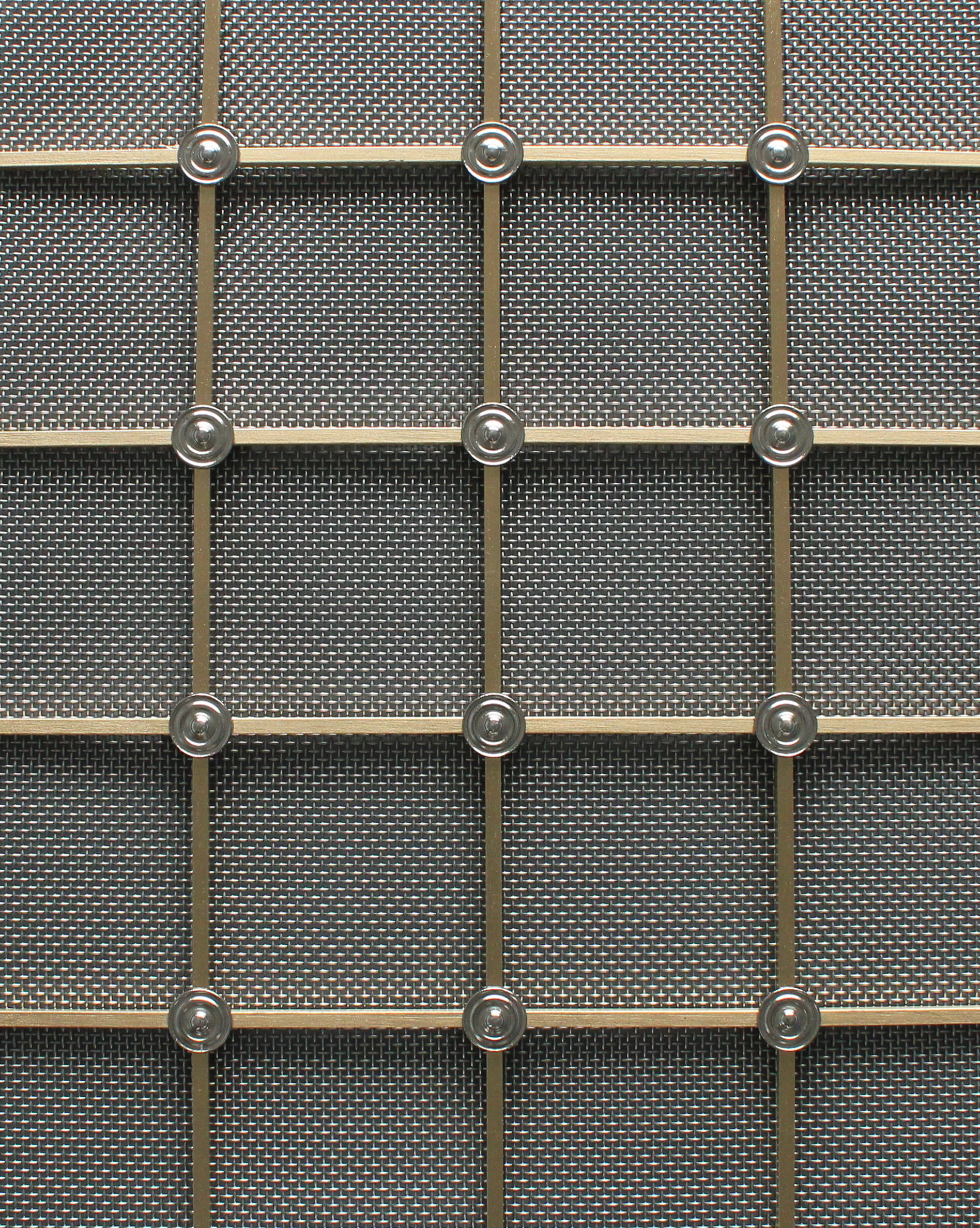 Large Square Grille (54mm)