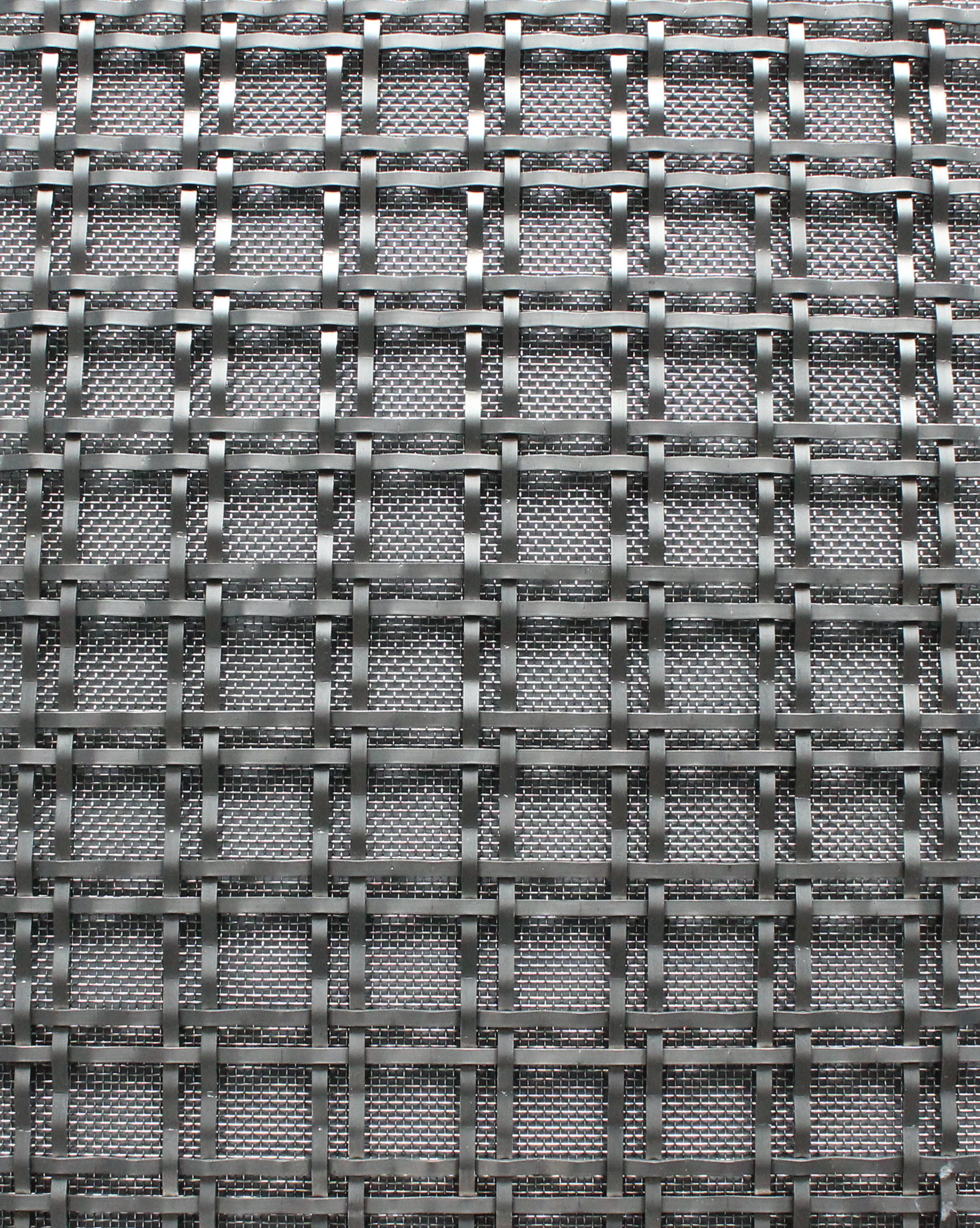Double Interwoven Grille