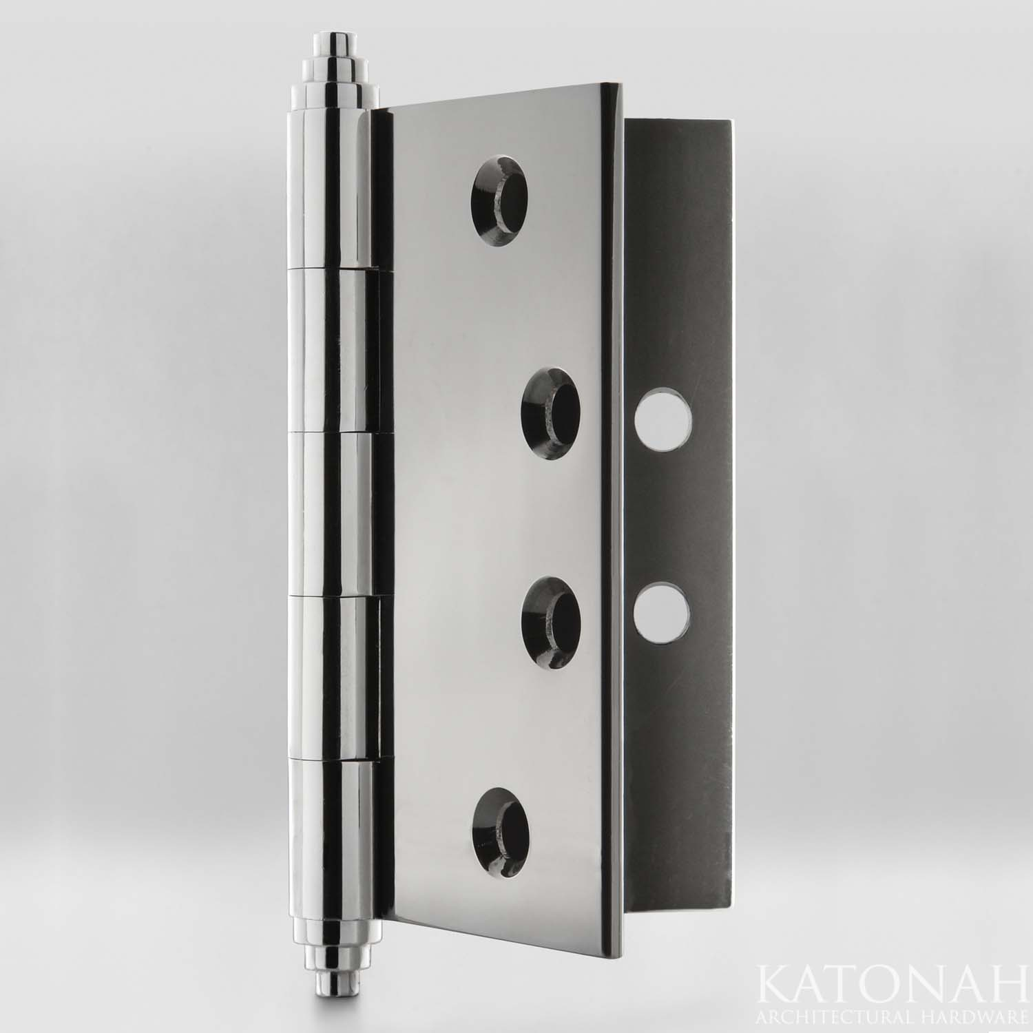 Mortise Butt Hinge With Stepped Finial
