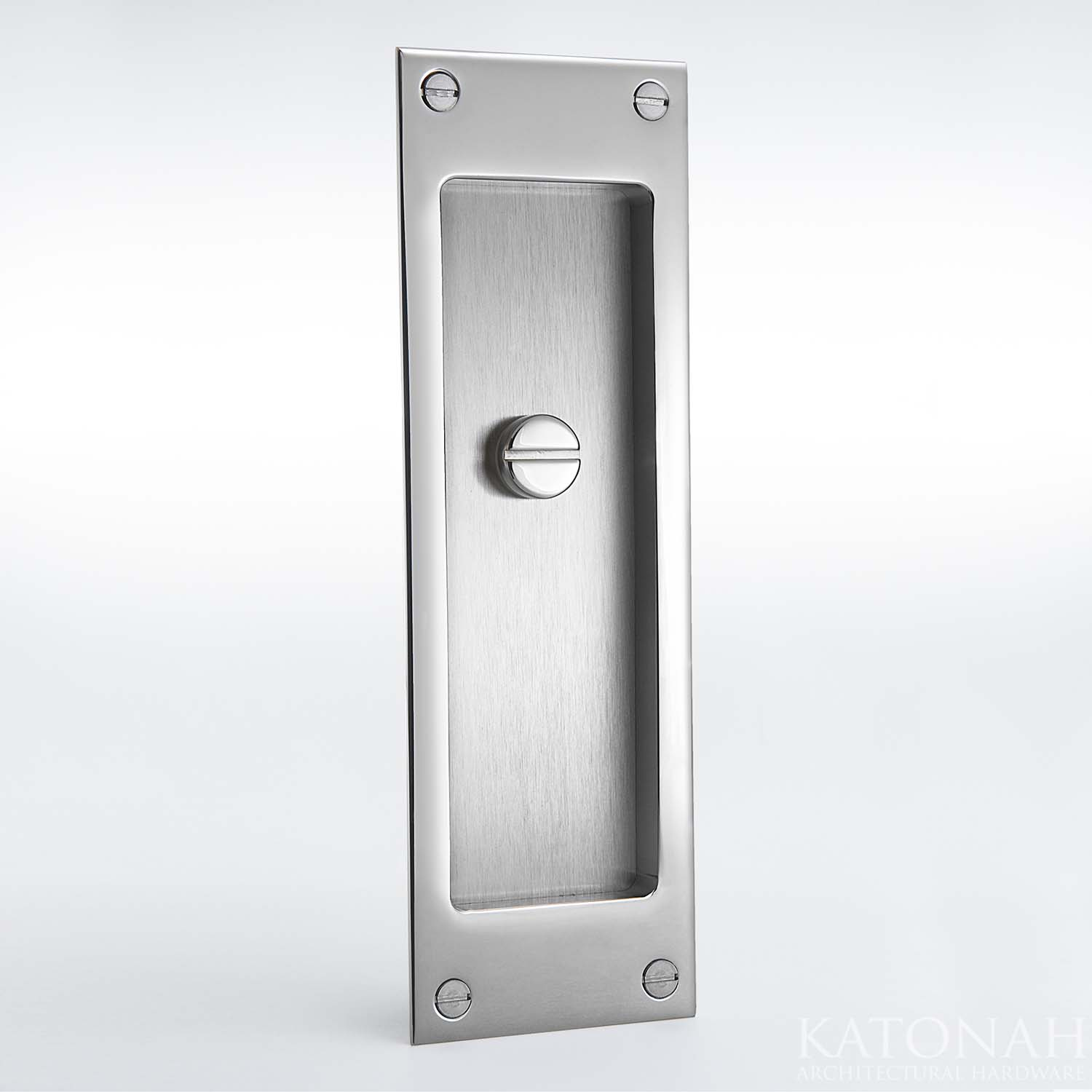 Caton Flush Pull with Emergency Access