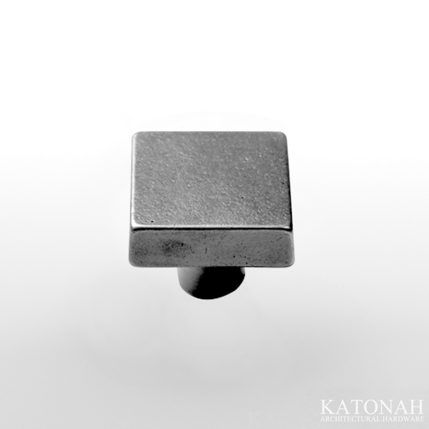 Contemporary Square Flat Knob CK-422