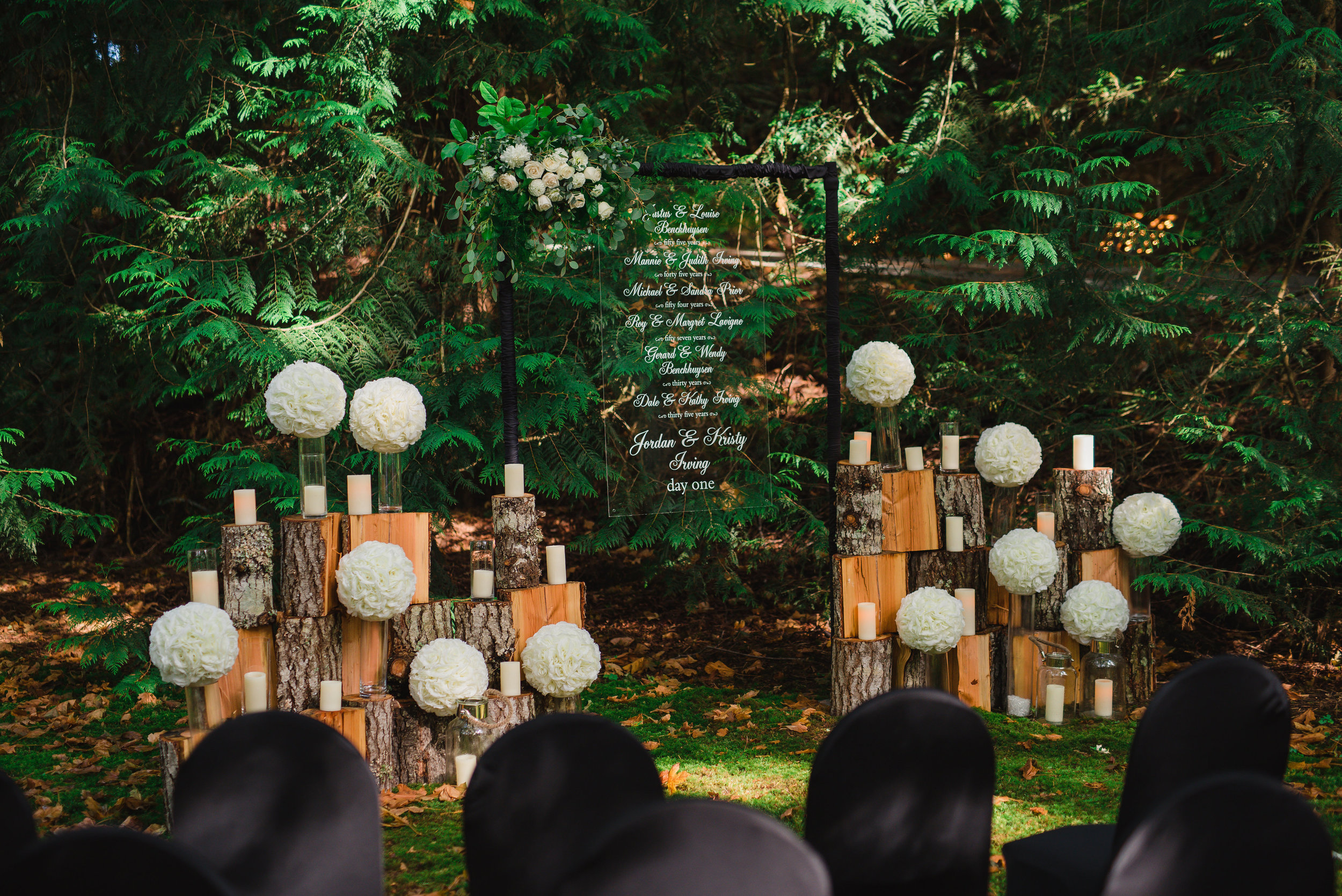 About Us - Located in Leduc, Alberta, Look Events is a company that specializes in providing boutique wedding and event planning & design services. This family-run business will customize each event per their clients' particular vision. Our experience and creativity will allow you to have your dream wedding, private function or corporate event without the anxiety!