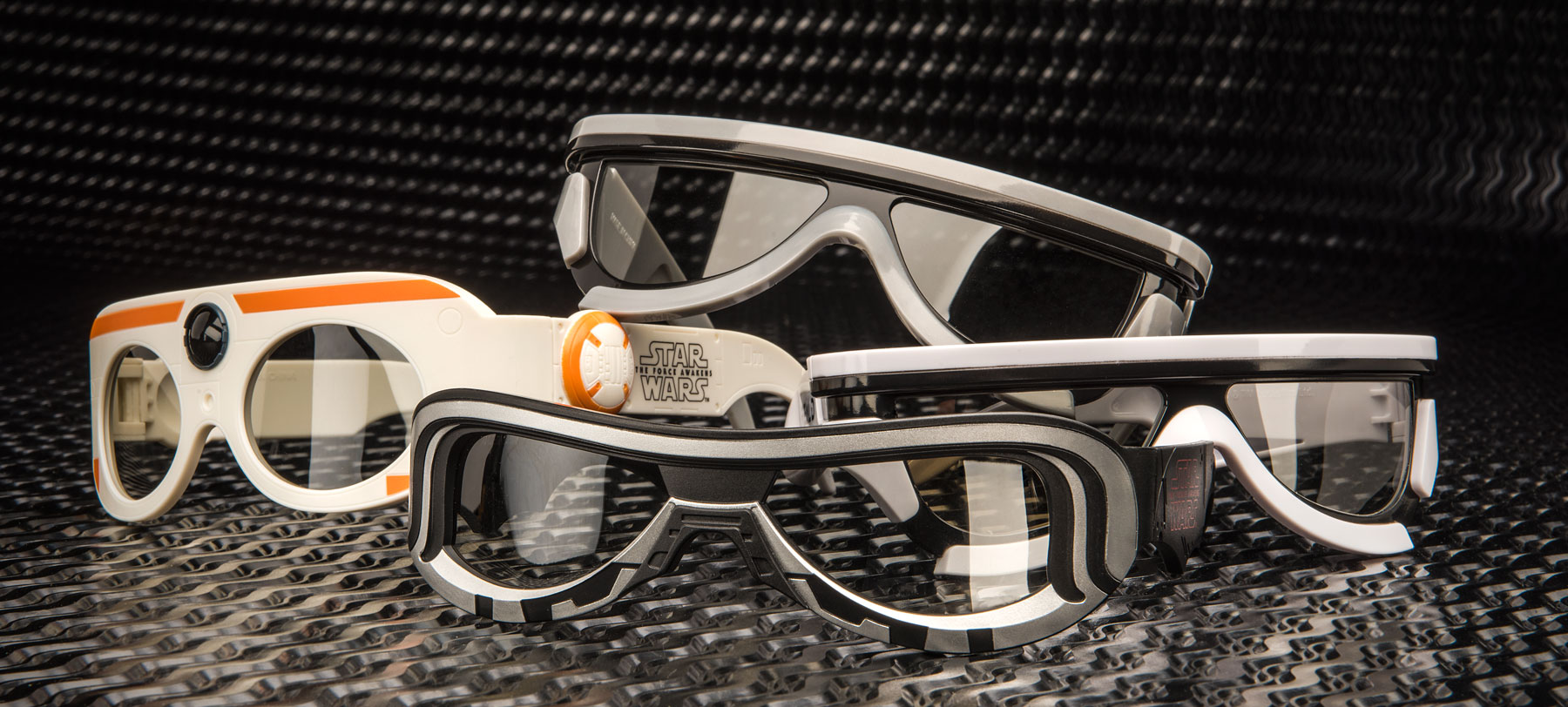See the Future of 3D Eyewear    Learn More
