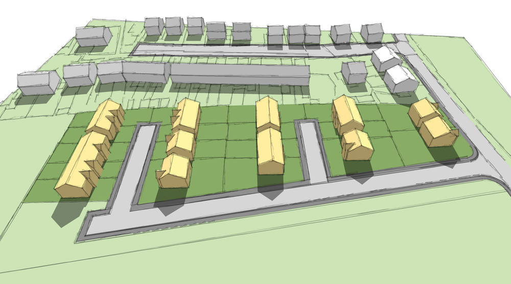 Chesterfield concept designs