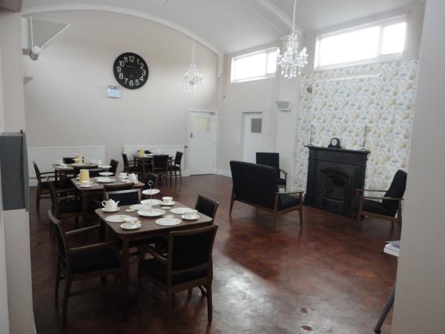 Edmund Street, Chesterfield 01 Communal Sitting room - Architectural Design.JPG