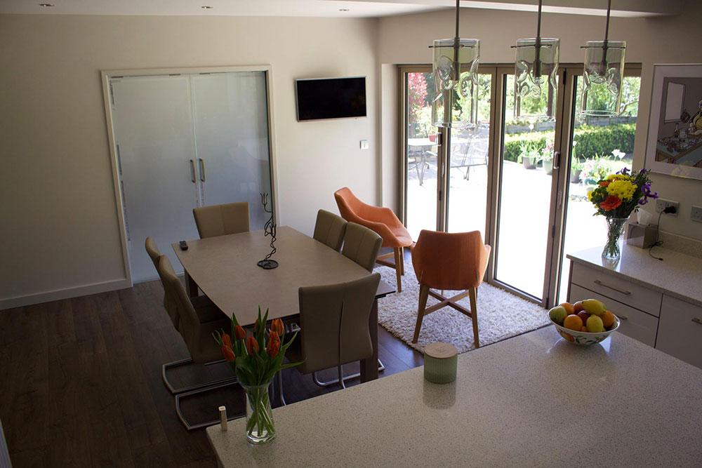 house renovation open plan