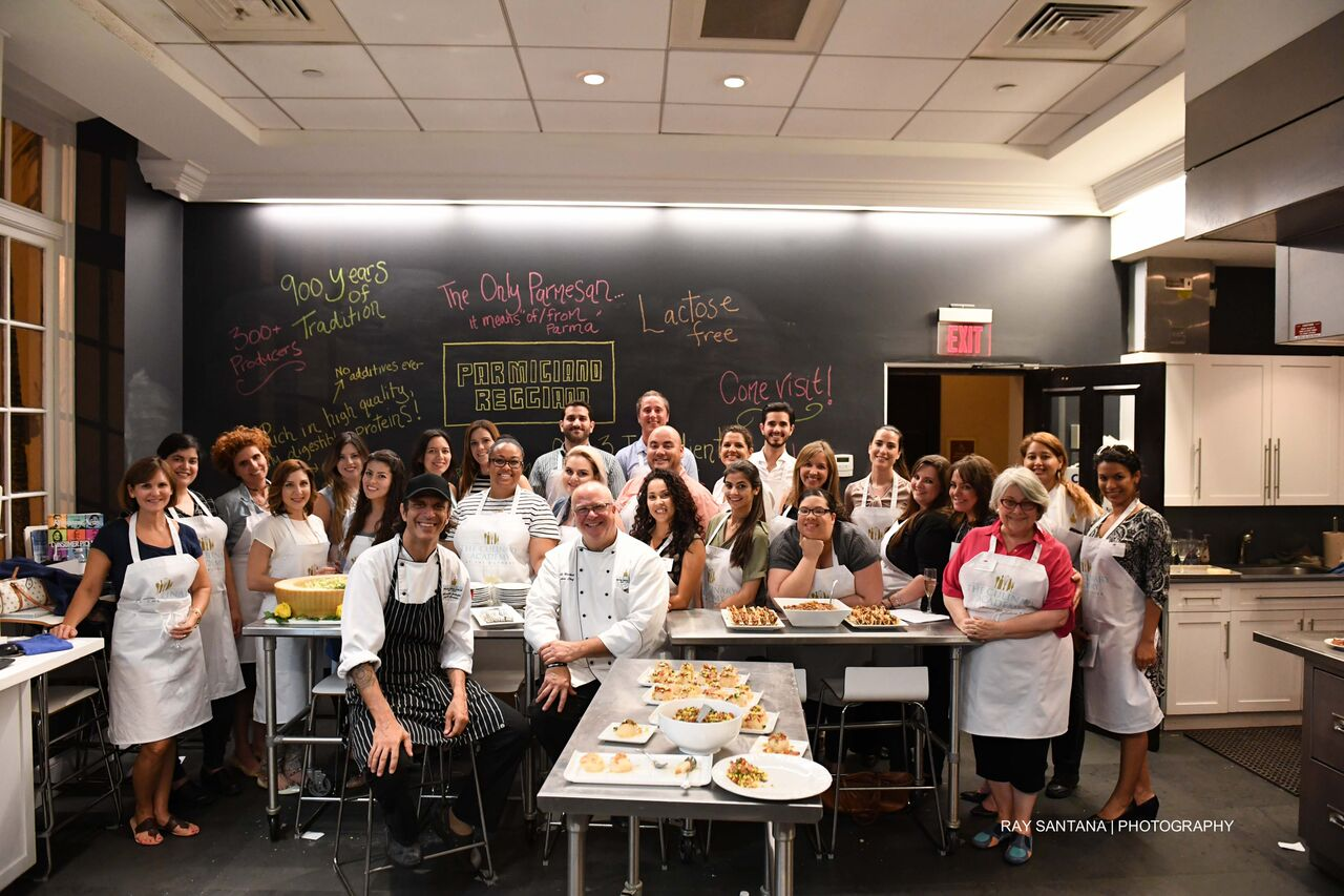 The wonderful class of May 26, 2016! Thank you so much Culinary Academy of Biltmore for all your hospitality!