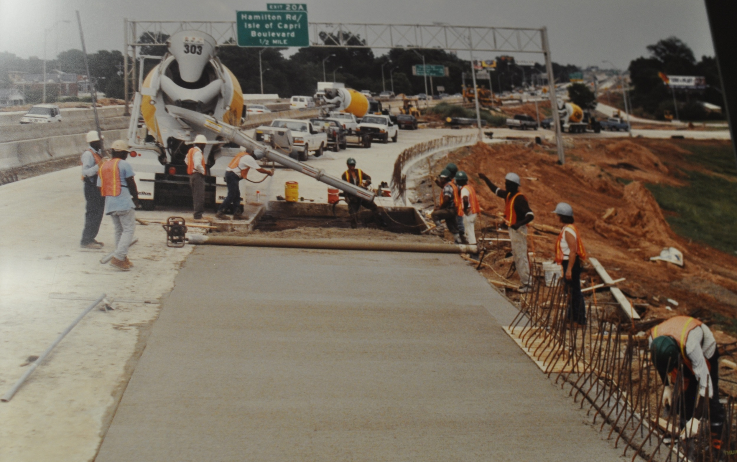 I-20 Project
