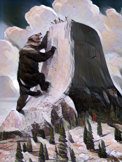 Mato The Bear